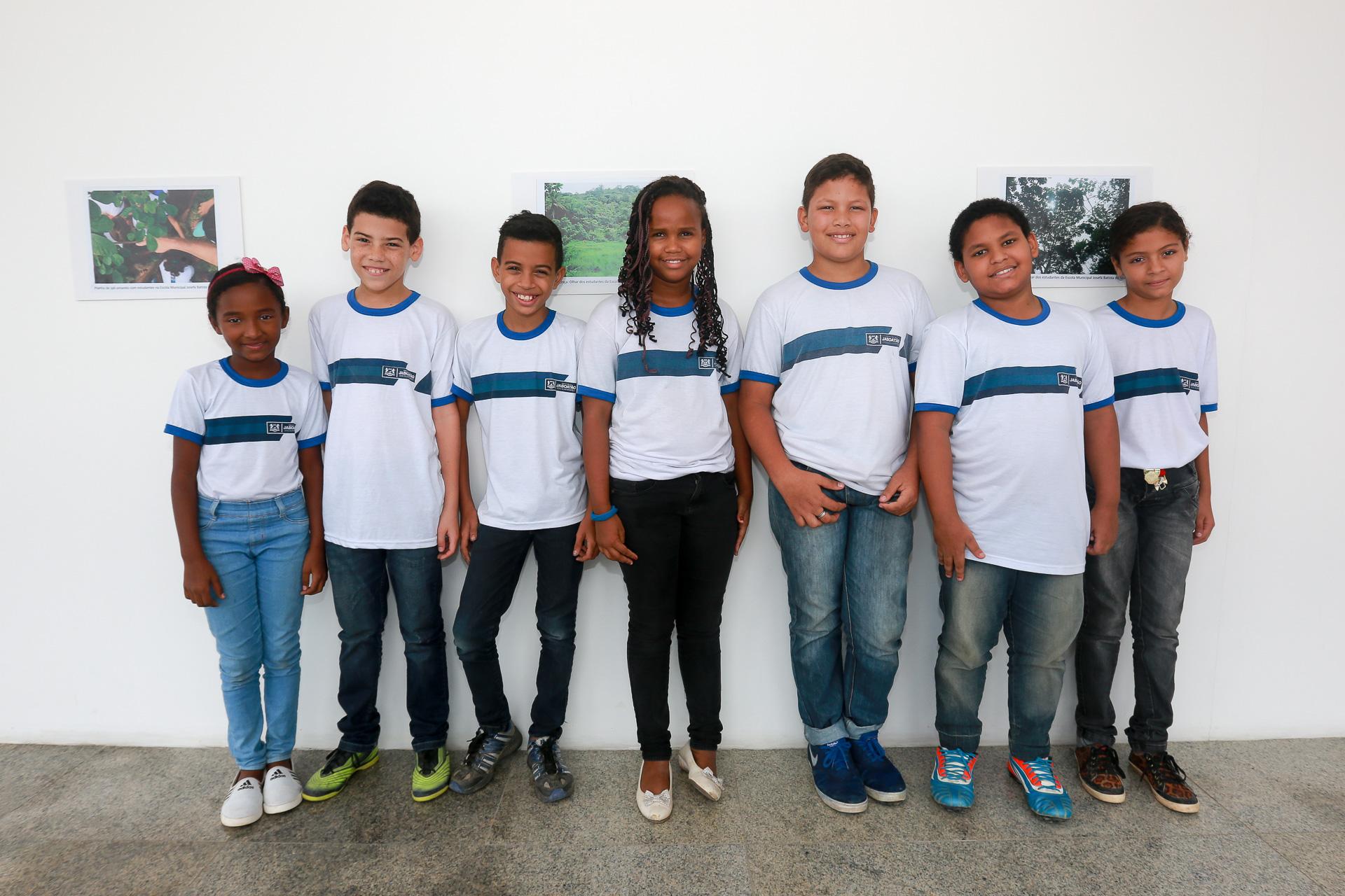 Read more about the article Estudantes da rede municipal expõem série fotográfica sobre a Mata Atlântica