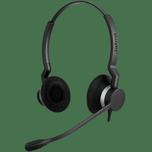 Jabra Biz 2300 Duo, USB, MS 5