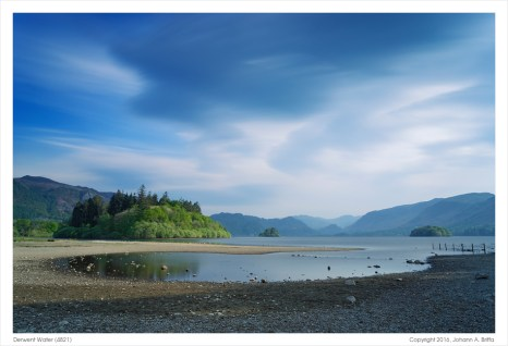 Derwent Water. (Click on the photo for added detail.)