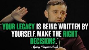 Writing a Legacy