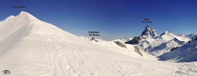 Panorámica desde el Col de Astún