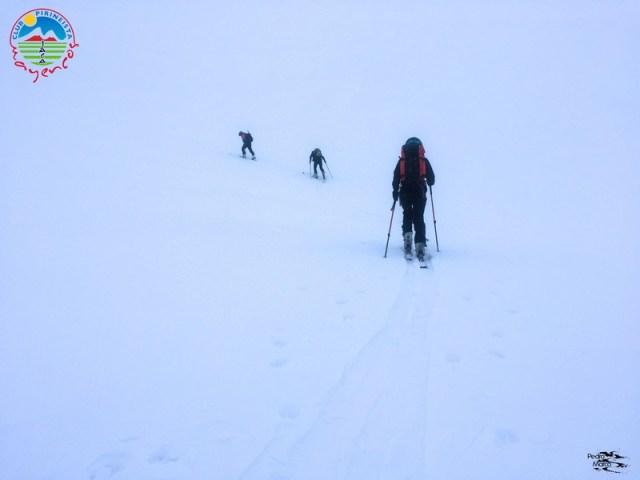 Subiendo hacia el Col Astún