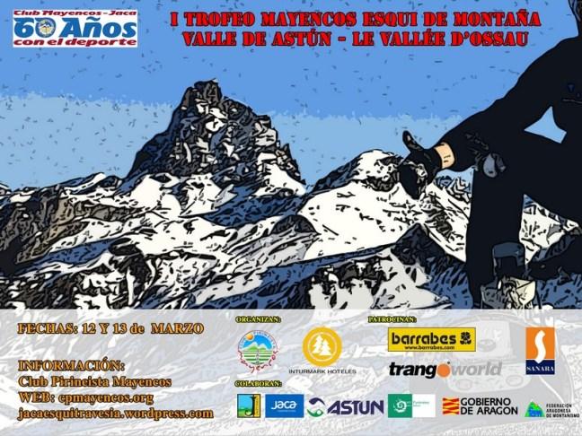 Cartel Trofeo Mayecos 2017
