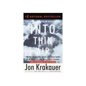 portada del libro de Krakauer