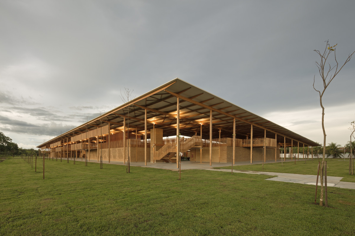 ITA Construtora | Arquiteto: Arquiteto: Rosenbaum + Aleph Zero Foto: FINOTTI