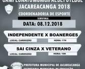 Campeonato Municipal de Jacareacanga tem sa semifinal no Sábado