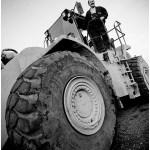 Uśmiech traktorzysty!
