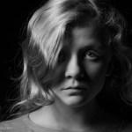 Córka – portret w studio