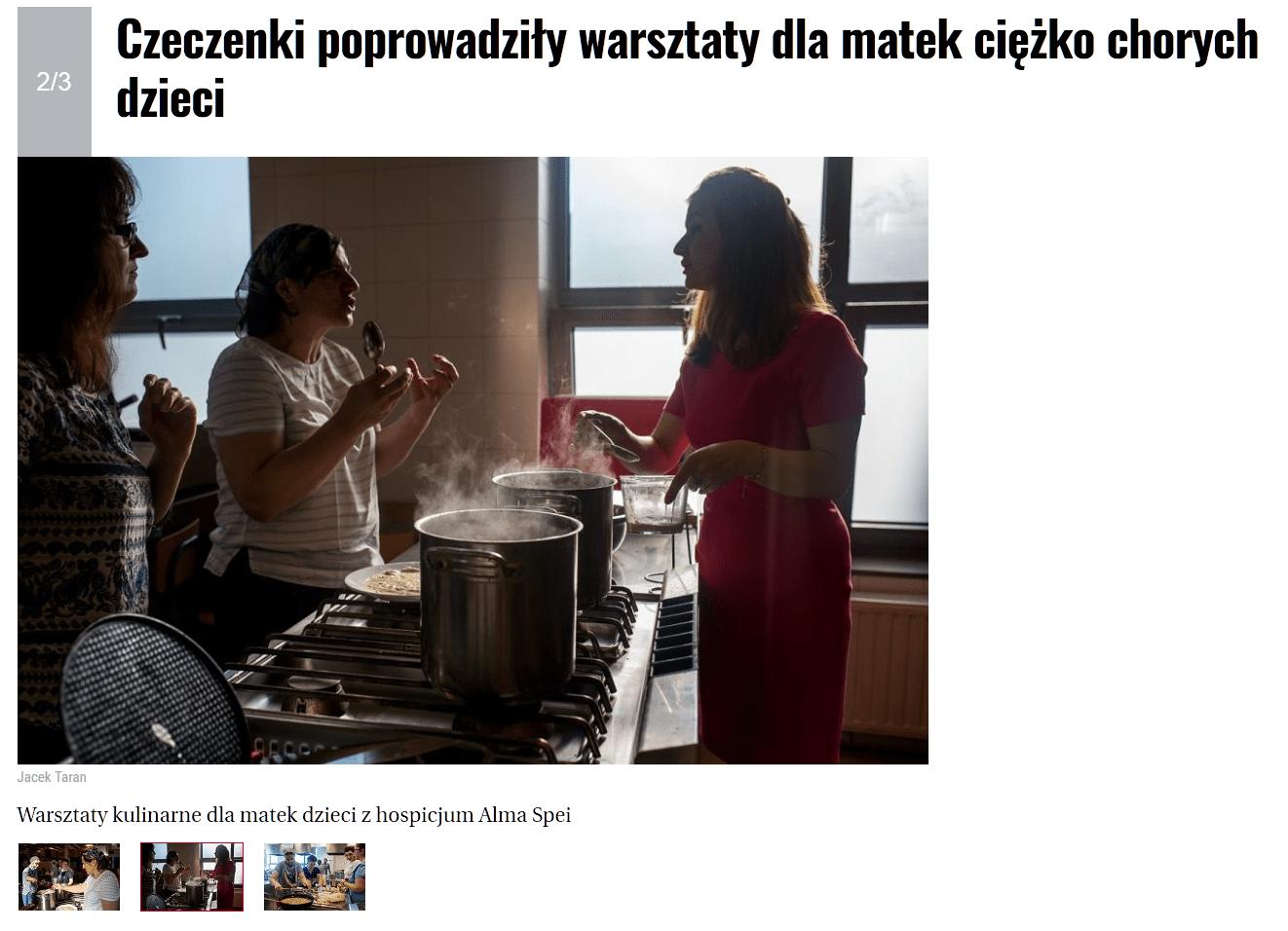 Jacek Taran Gazeta Wyborcza Publikacja Alma Spei