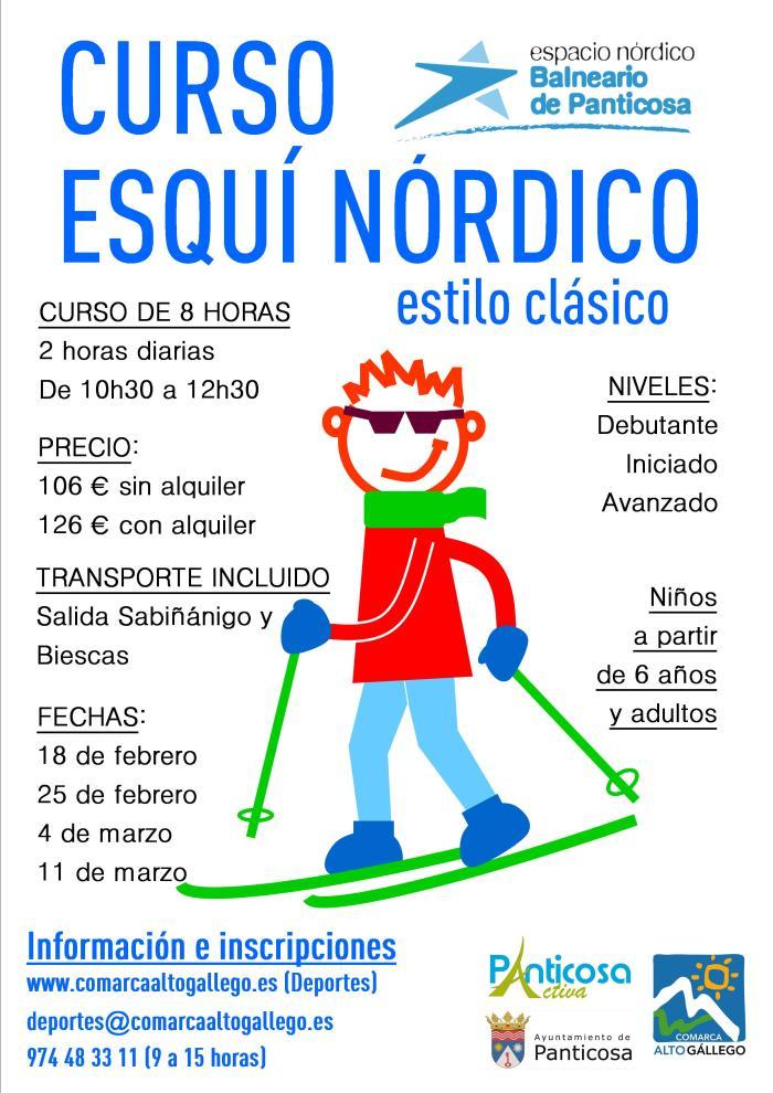cartel-curso-esqui-nordico-2017