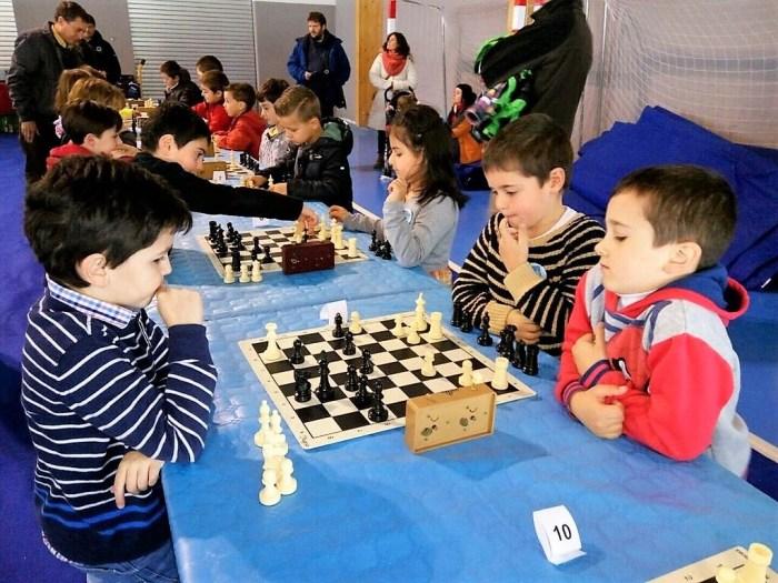 ajedrez escuelas pías
