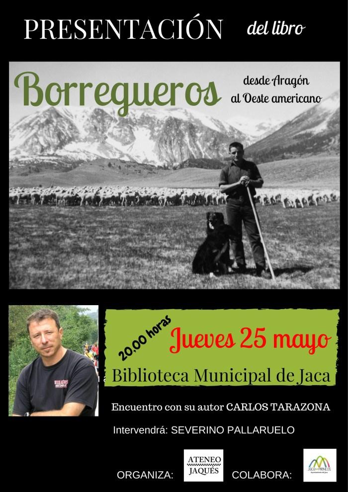 CARTEL BORREGUEROS