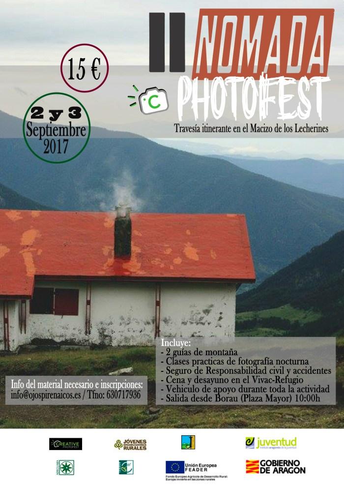 Cartel nomada fotofestII