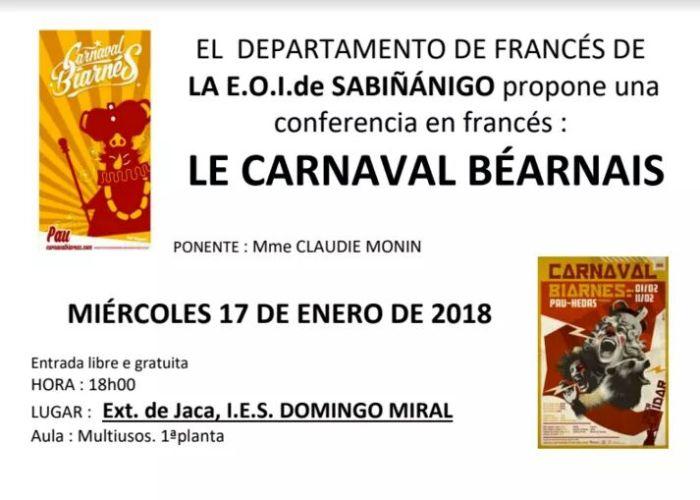 charla carnaval bearnes
