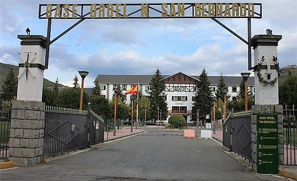 Acuartelamiento San Bernardo EMME Galicia