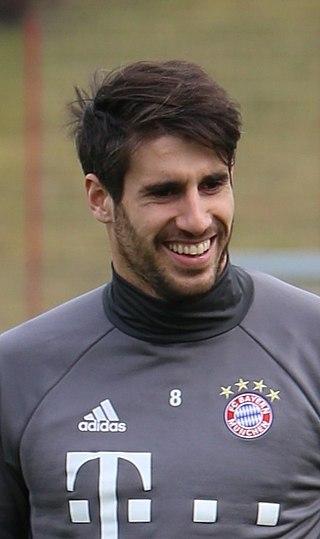 Javi Martínez. Bayern Munich