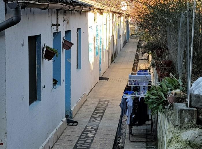 SAN JORGE. Imagen de archivo de una de las zonas del barrio (FOTO: Rebeca Ruiz)