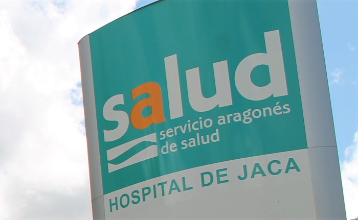 hospital jaca