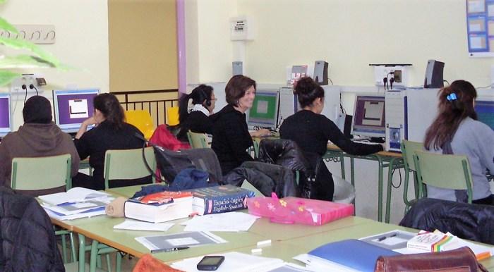 centro adultos jacetania