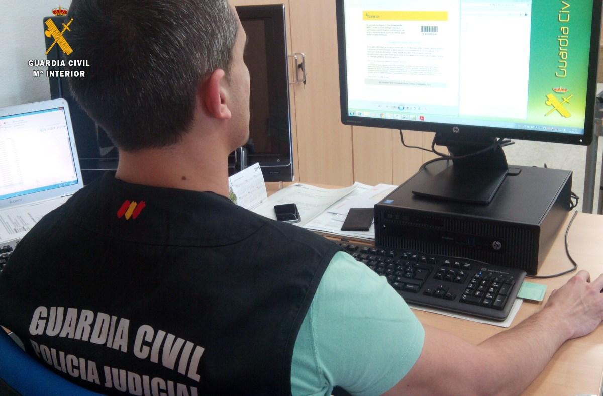 Un detenido en el Alto Gállego por usar una tarjeta de crédito ajena para apostar por Internet