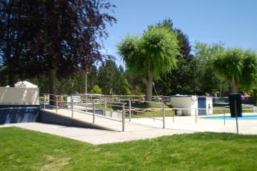 piscinas sabiñanigo