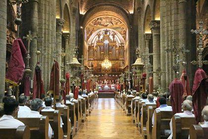 Santa Orosia Miguel Ramón