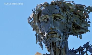 MONUMENTO A LA JACETANIA. FOTO REBECA RUIZ (17)