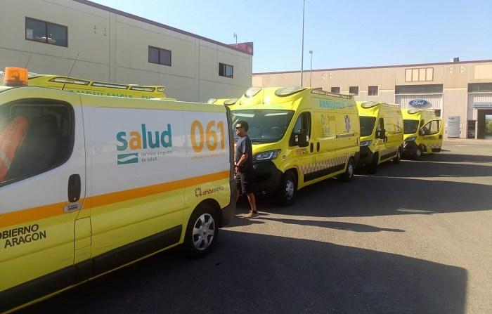 ambulancias nuevas
