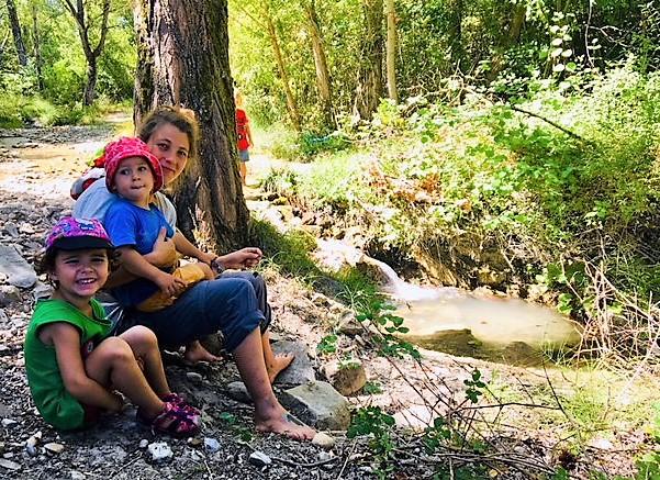 Escuela en la Naturaleza Caxico Asociación Educativa Mochuelos Ulle (3)