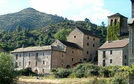 LAGUARTA. (FOTO: Ayuntamiento de Sabiñánigo)