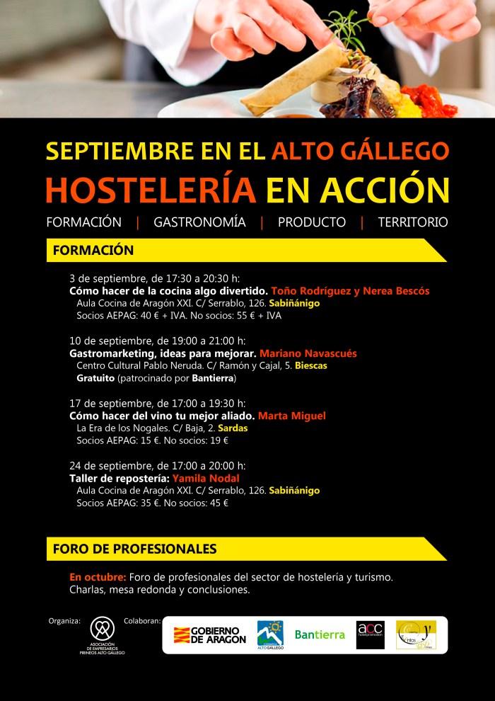 Septiembre en el Alto Gállego - Programa 01