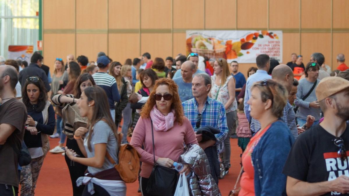 Más de 10.000 visitantes, 5.900 kilos de queso vendidos y 3.940 degustaciones cierran la Feria de Biescas
