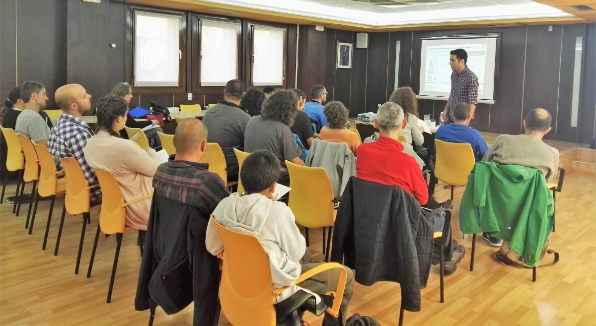 La Comarca de la Jacetania intensifica su actividad formativa en el último trimestre de 2018