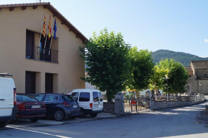 YEBRA DE BASA. Yebra es uno de los municipios incluidos en el Plan de Obras. (FOTO: Rebeca Ruiz)