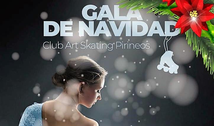 El Club Art Skating Pirineos celebra su gala de Navidad este sábado en Panticosa