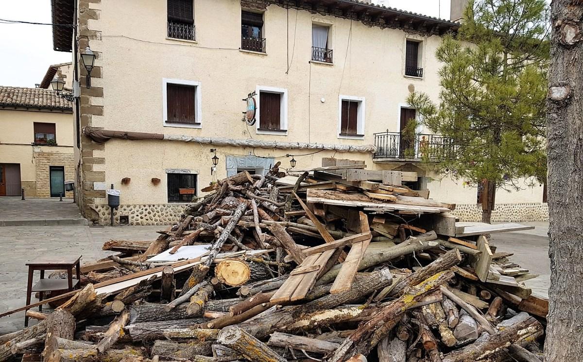 La Jacetania y el Alto Gállego, listas para celebrar San Sebastián con hogueras y actividades festivas durante todo el fin de semana
