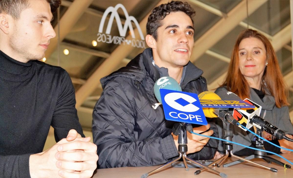 Minsk, última oportunidad para ver patinar a Javier Fernández antes de su retirada de la competición oficial