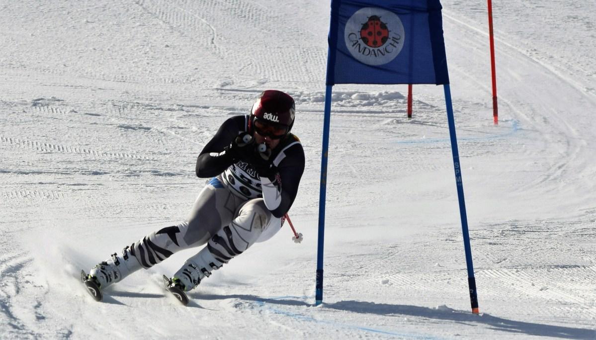 El jacetano Hugo Quintero se lleva el 'Slalom' en los Campeonatos Militares