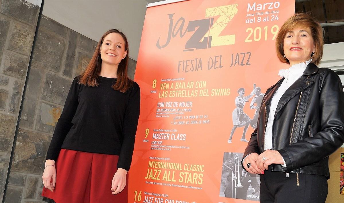 Jazz y poesía protagonizan la agenda cultural de Jaca durante las próximas semanas