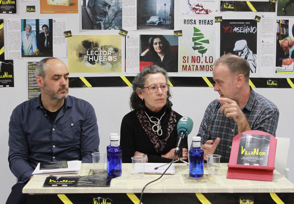 Los mejores autores del género negro regresan a Villanúa de la mano de VillaNoir