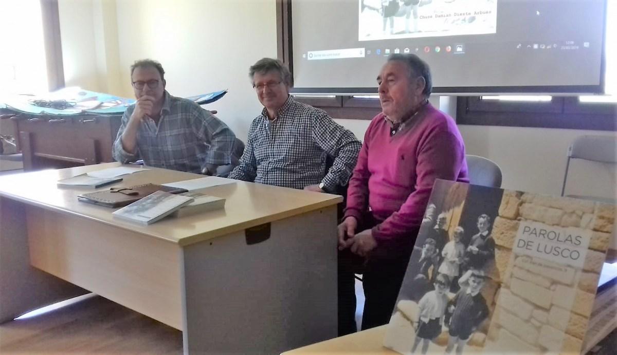 Puesta de largo de 'Parolas de lusco' en Yebra de Basa
