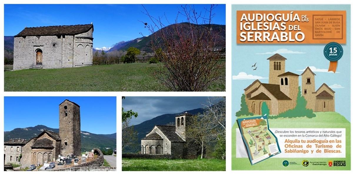 Las audioguías, la mejor forma de descubrir los secretos de las Iglesias de Serrablo