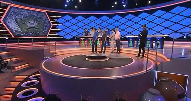 La Ciudadela de Jaca sale en el conocido concurso Boom de Antena 3