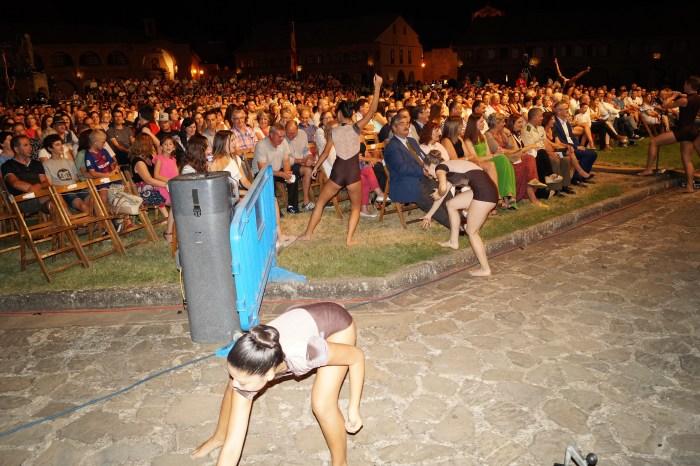 Público en la inauguración de los festivales 2017.  (FOTO: Rebeca Ruiz)