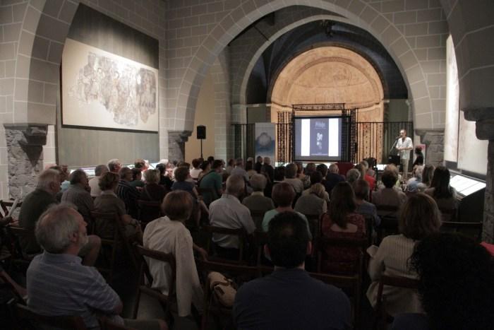 LOS SONIDOS DE LA IMAGEN. Catedral de Jaca.
