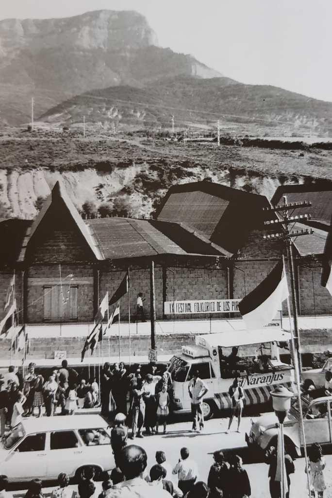 PEDRO JUANÍN.  50 Festival Folklórico de los Pirineos, Jaca Olorón 1963- 2019