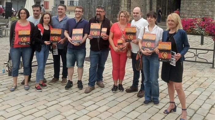 GUÍA. Presentación de la Guía de la Garbure en Oloron.