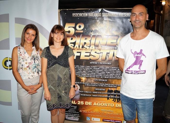 PIRINEOS SALSA FESTIVAL. Pirenarium, 2019.