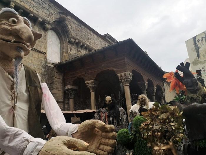 MERCADO DE LAS TRES CULTURAS. Jaca regresa a la Edad Media.  (FOTOS: Javi del Pueyo/Rebeca Ruiz)