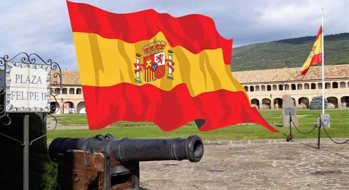 JURA DE BANDERA. La Ciudadela de Jaca acoge los actos del Centenario del Regimiento Galicia.